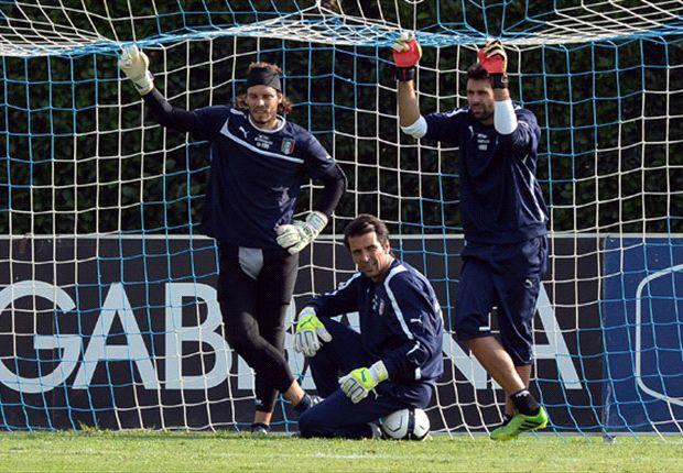 Buffon 'quite worried' about Bulgaria qualifier