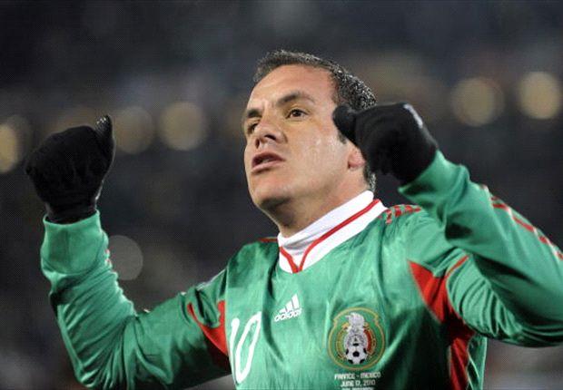 Cuauhtemoc Blanco announces retirement date