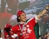 Guardado y Moreno celebran título