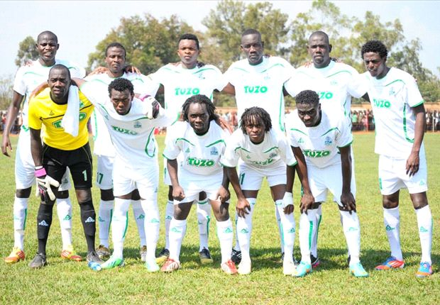 Gor Mahia will wear white kit branded by Tuzo against Sony on Saturday.
