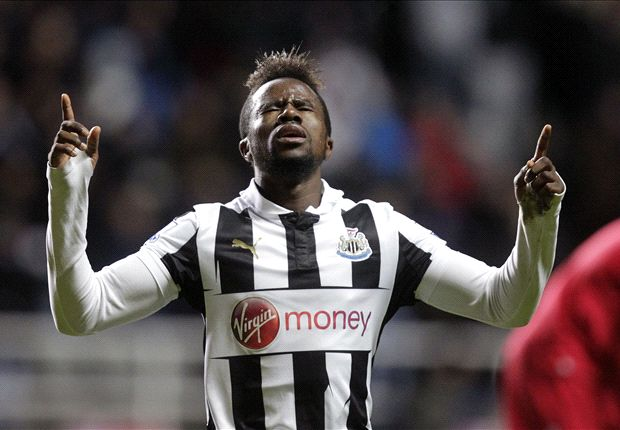 Bigirimana shuns idea of loan move from Newcastle