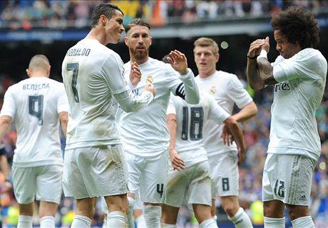 LIVE: Deportivo vs. Real Madrid