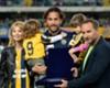 VÍDEO | Marta Cechetto, el otro 'gran gol' de Luca Toni