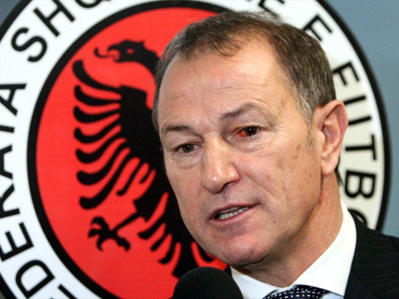 """Albania, la gioia di De Biasi: """"Il successo più bello della mia vita"""""""