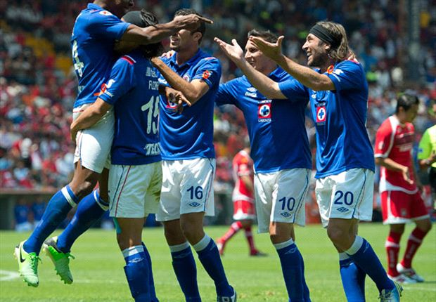 Tom Marshall: Time for change at Cruz Azul