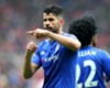 Hiddink criticizes Costa finishing