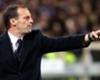 Allegri slams Juventus attitude