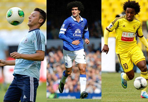 Three star signings set to impress this season