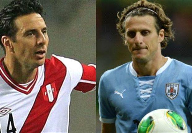 Uruguay saldrá a presionar, mientras que Perú lo espera con un técnico que lo conoce muy bien.