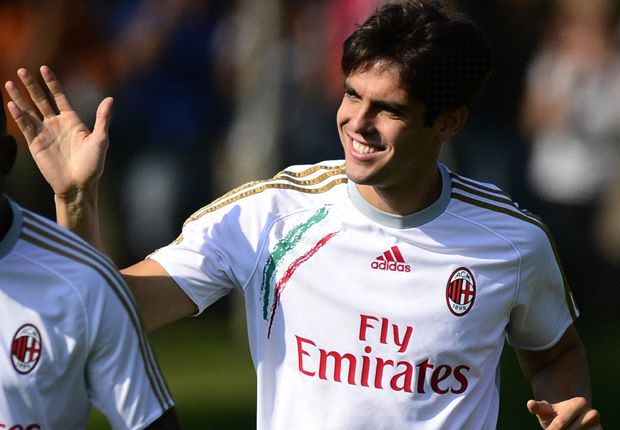 Kaka will start for Milan - Allegri