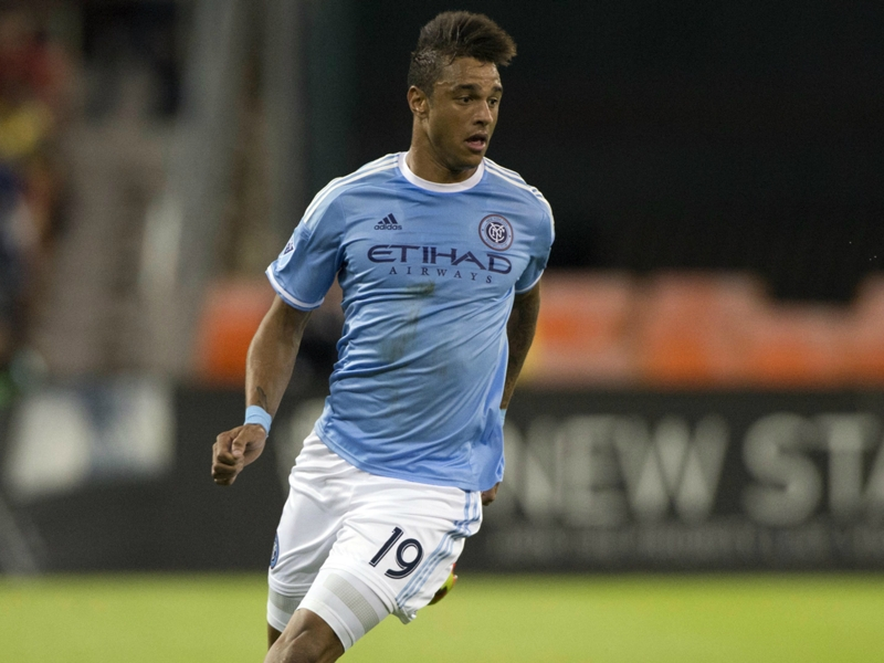 NYCFC trades former No.2 pick Shelton to Sporting KC for Abdul-Salaam