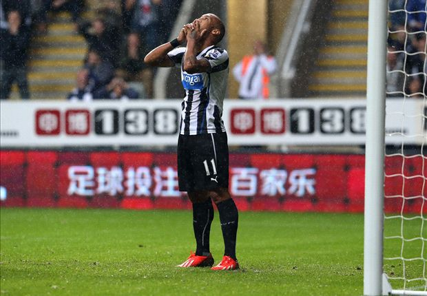 Newcastle boss Pardew tips Gouffran for success