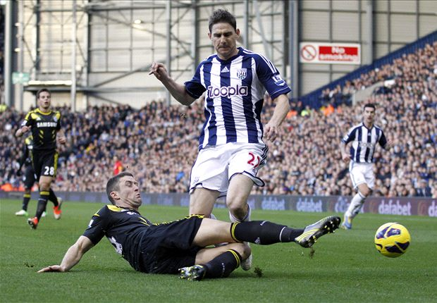Gera eyes West Brom return against Arsenal