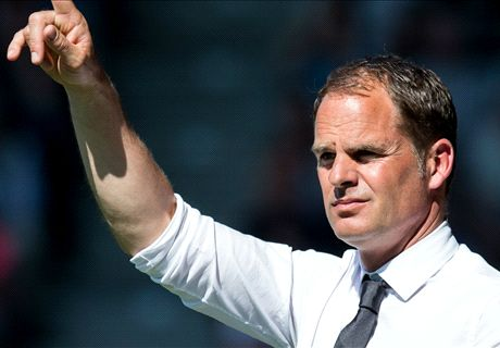 Betting: De Boer odds on for Everton job