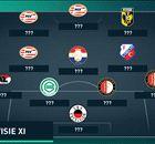 Opta Eredivisie Team van de Week