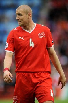 EURO 08: Philippe Senderos, Switzerland (PA)
