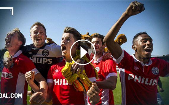 Festa PSV: 2° titolo di fila in Eredivisie