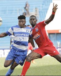 AFC Leopards player apologises to fans after incident