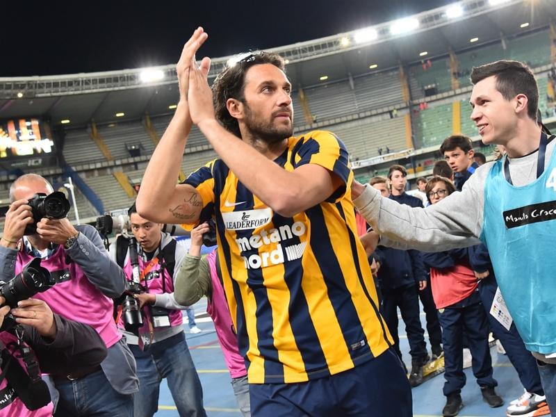 Toni chiude a 157 goal in Serie A: superati i mostri sacri Inzaghi, Mancini e Riva