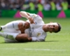 Vazquez suffers knee injury