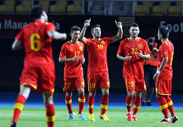 Macedonia 2-1 Wales: Ramsey penalty not enough for disappointing visitors