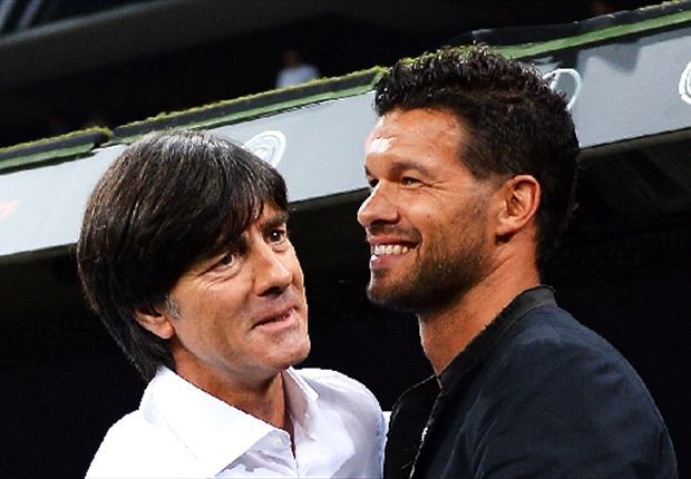 Michael Ballack: Germany has few weaknesses, but still has unanswered questions