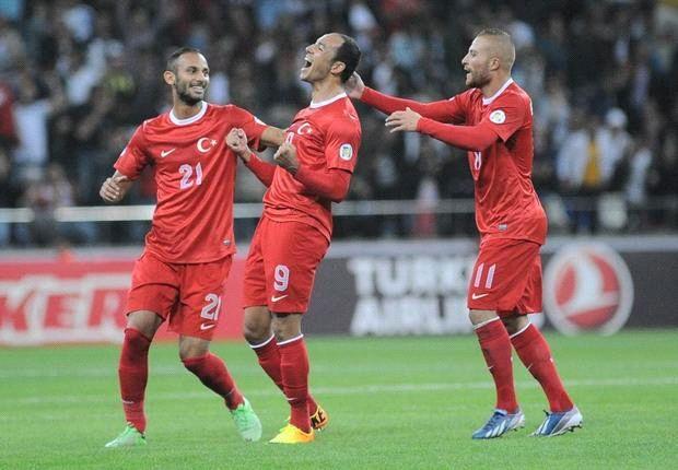 Der Traum von Brasilien lebt noch bei der Türkei