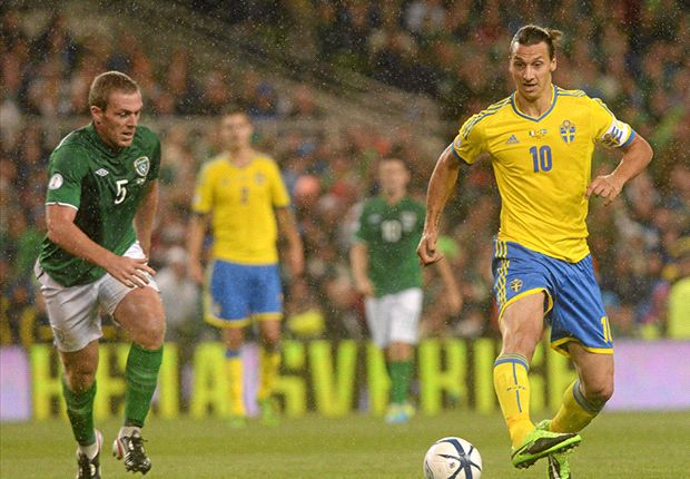 Republic of Ireland 1-2 Sweden: Huge damage inflicted on Irish chances