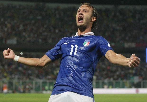 Gilardino wanted Juventus move, says Bonucci
