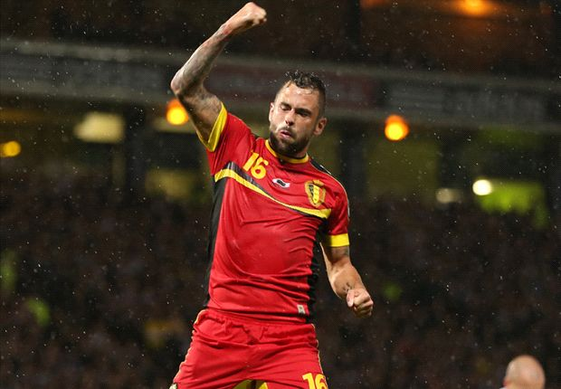 We're not there yet, warns Belgium coach Wilmots