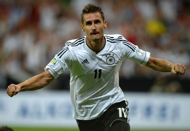 Schurrle & Mertesacker in Germany squad to face England & Italy