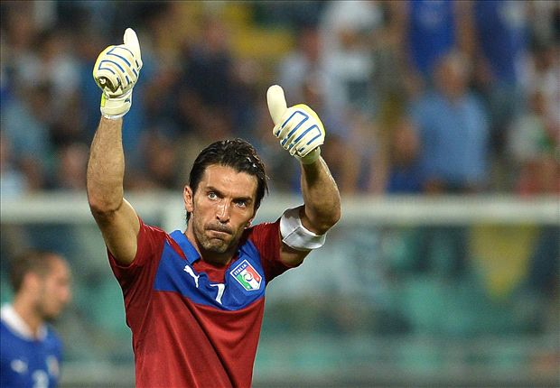 'Extraordinary' Buffon saved Italy - Prandelli