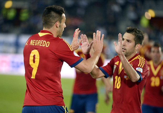 Del Bosque delight as Spain sprint away from France