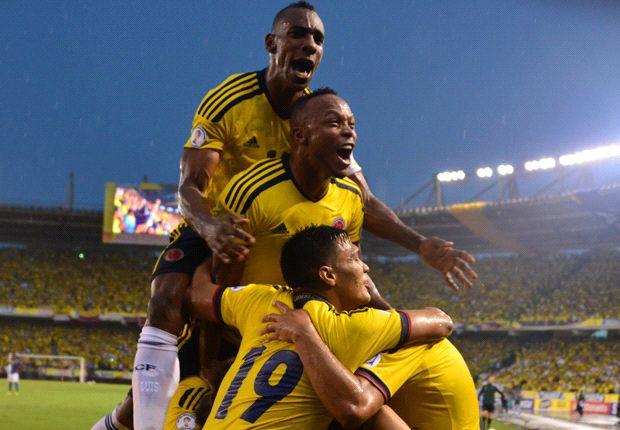 Colombia venció 1-0 a Ecuador y aseguró, mínimo, el repechaje