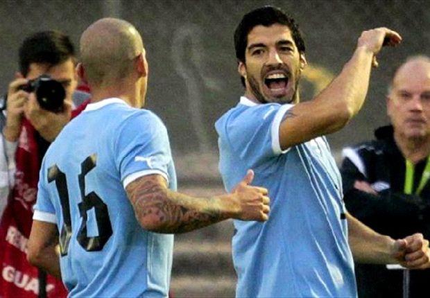 Uruguay ya conoce a Jordania, su rival del Repechaje