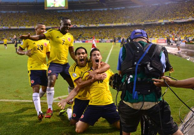 Colombia 1-0 Ecuador: Rodriguez clinches vital three points