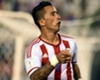 Barrios overlooked by Paraguay