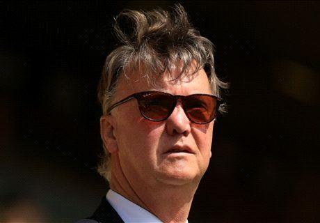 Van Gaal responds to Man Utd sacking