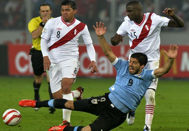 Uruguay - Colombia Preview: Falcao and Suarez face off in crucial qualifier