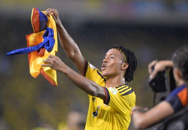 El mejor futbolista colombiano de 2013