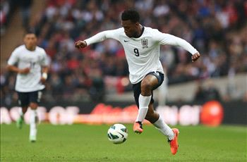Sturridge ruled out of Ukraine trip