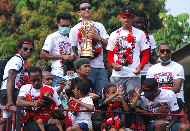 AFC Cup: Know Churchill Brothers' Rivals - Persipura Jayapura