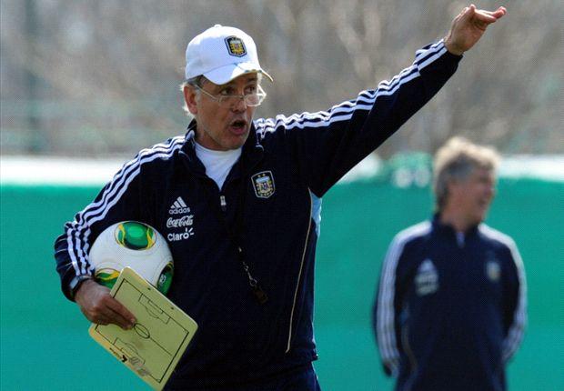 Sabella comienza a definir la lista de 23 para Brasil 2014