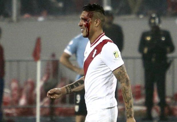 Paolo Guerrero se bajó de la selección, pero jugará para Corinthians.