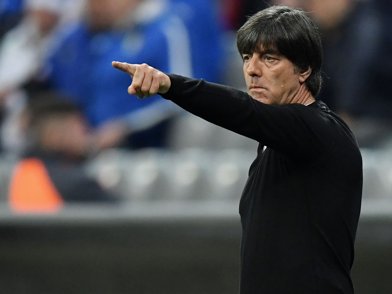 Low warns World Cup holders Germany against being