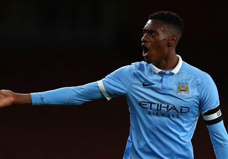 Five Man City youngsters in demand