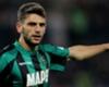 Berardi not certain of Juve return