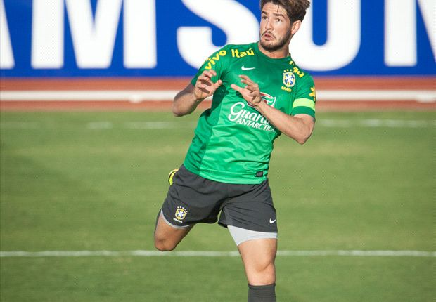 Pato happy he left AC Milan