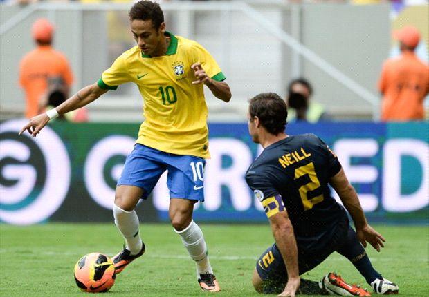 Brazil taught Australia a lesson, says Osieck