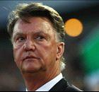LVG CURSE: Man Utd's Euro absentees